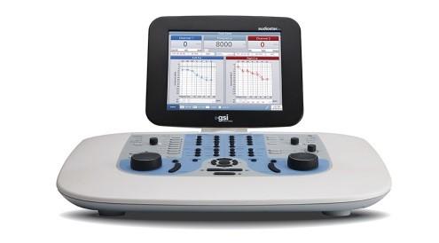 GSI AudioStar Pro™雙通道診斷型聽力計